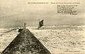CPA Boutain port barque orage.jpg