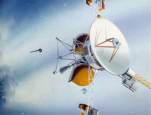 "Exploration of Pluto - One of the many early concepts for a mission to Pluto was to send a Mariner Mark II spacecraft.  This was later ruled out in favor of a smaller, less expensive spacecraft similar to the ""Pluto 350"" concept."