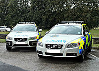 Cumbria Constabulary XC70 & v70