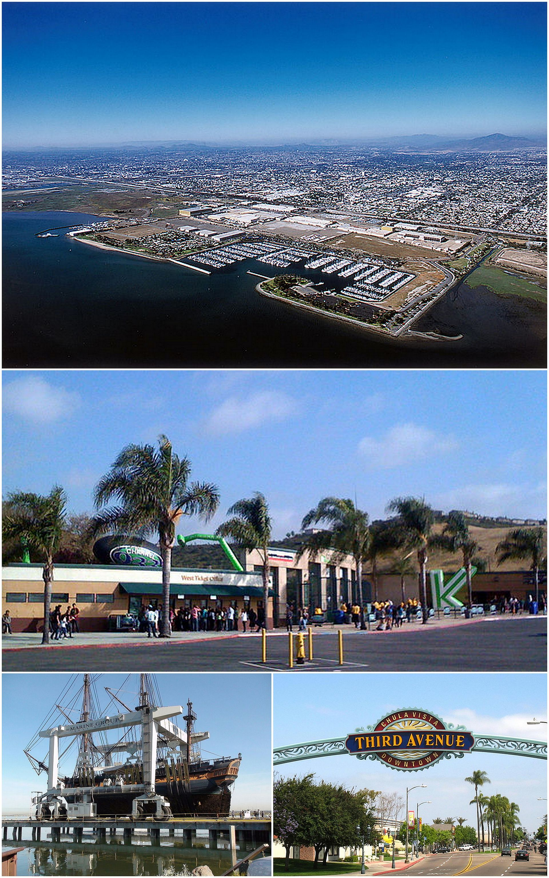 Chula Vista, California - Wikipedia