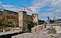 Caen Château de Caen Südseite 10.jpg