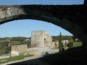 Cairanne - Cairanne Vieux Village - Templar's Tower