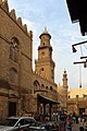 Cairo, madrasa del sultano qalaun, 03.JPG