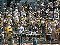 Cal Band at Cal Day 2010 spirit rally 7.JPG