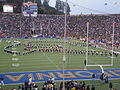 Cal Band performing pregame at Maryland at Cal 2009-09-05 2.JPG