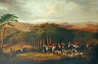 Royal Calpe Hunt - Image: Calpe Hunt (George Cole)