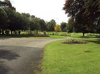 Calthorpe Park - Image: Calthorpe Park, Birmingham