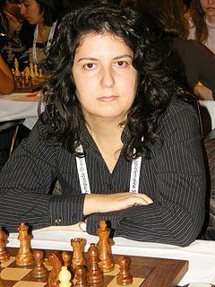 Monica Calzetta Ruiz Spanish chess player