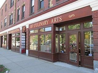 Cambridge School of Culinary Arts