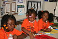 Campers From Faith Deliverance Christian Church International Super Summer Camp Doing Crafts (5912368125).jpg