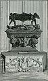 Campi Salentina monumento di Belisario Maramonte nella collegiata xilografia.jpg
