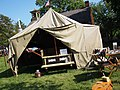 Camping in the 1920s (9714639840).jpg