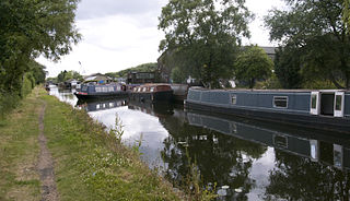 Cannock Extension Canal