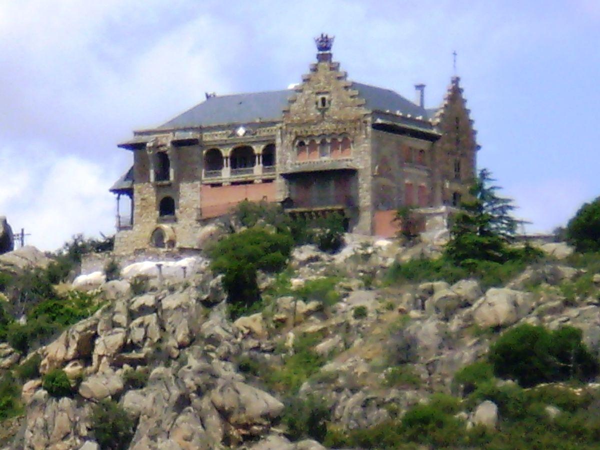 Palace of canto del pico torrelodones wikipedia - Casa de franco torrelodones ...