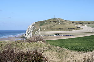 Cap Blanc-Nez - Cap Blanc Nez on a summer day.
