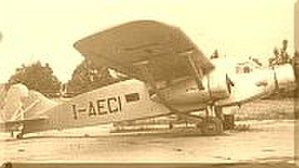 Caproni Ca.133 - Caproni Ca.148