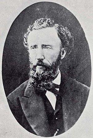 George Flavel - Image: Captain George Flavel portrait
