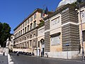 "Carabinieri - Caserma ""Acqua"" (Comando Legione Carabinieri Lazio Spaccio), Rome.jpg"