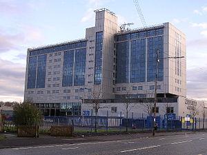 Cardonald - Cardonald Campus of Glasgow Clyde College
