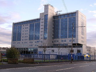 Cardonald - Cardonald Campus of Glasgow Clyde College
