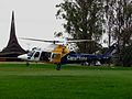 CareFlight Augusta A109 Maxi departs with patient on board - Flickr - Highway Patrol Images.jpg