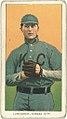 Carl Lundgren, Kansas City Team, baseball card portrait LCCN2008676949.jpg