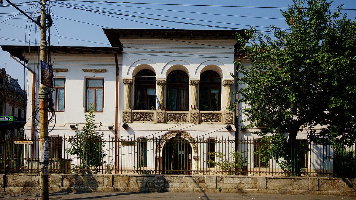 Casa dissescu wikipedia for Modificare casa
