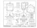 Casa de Rancho Guajome, San Luis Rey, San Diego County, CA HABS CAL,37-VIST.V,1- (sheet 10 of 11).png