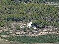 Casa prop de la Juncosa des del Puig Francàs P1250438.jpg