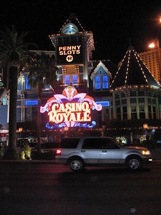 Casino Royale Hotel & Casino - Image: Casino Royale Hotel and Casino
