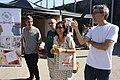 Castaño y Arce visitan la Feria de Economía Social de Madrid 01.jpg