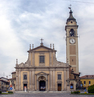 Castano Primo - Church of St. Zeno