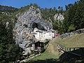 Castell de Predjama, Eslovènia (agost 2013) - panoramio (1).jpg
