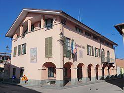 Castelletto stura municipio.jpg