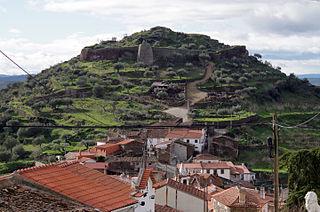Castle of Castelo Melhor