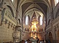 Castillo de Javier (Javier-Navarra) - Interior de la Iglesia.jpg
