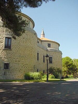 Castle of Villaviciosa de Odón - Image: Castillo de Villaviciosa de Odón