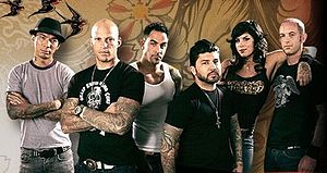 Miami Ink - Cast of Miami Ink