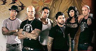 Miami Ink - Cast of Miami Ink