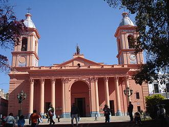 San Fernando del Valle de Catamarca - Image: Catedral Basílica Nuestra Señora del Valle, Catamarca