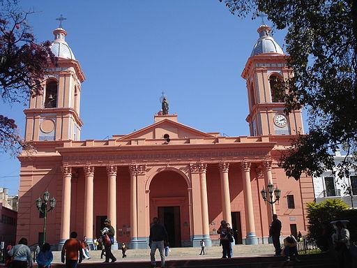 Catedral Basílica Nuestra Señora del Valle, Catamarca