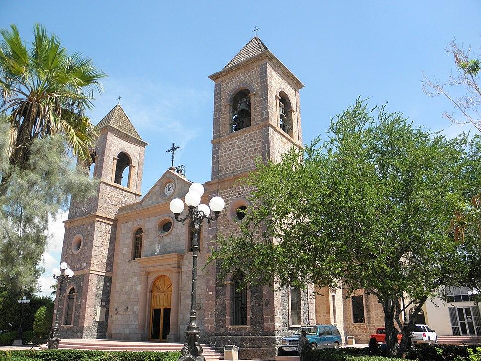 Catedral de nuestra señora de La Paz