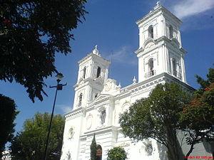 Roman Catholic Diocese of Chilpancingo-Chilapa - Catedral de la Ascunsión