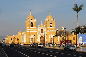 Cathedral of Trujillo, Peru 01.jpg