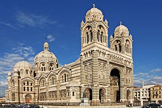 Marseille Cathedral - Marseille Cathedral