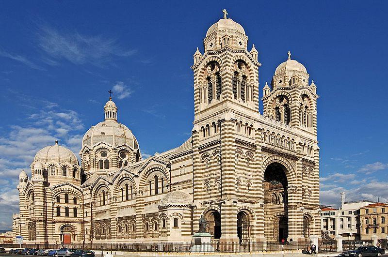 ATP MARSEILLE 2013 : infos, photos et vidéos 800px-Cathedralmajormarseille