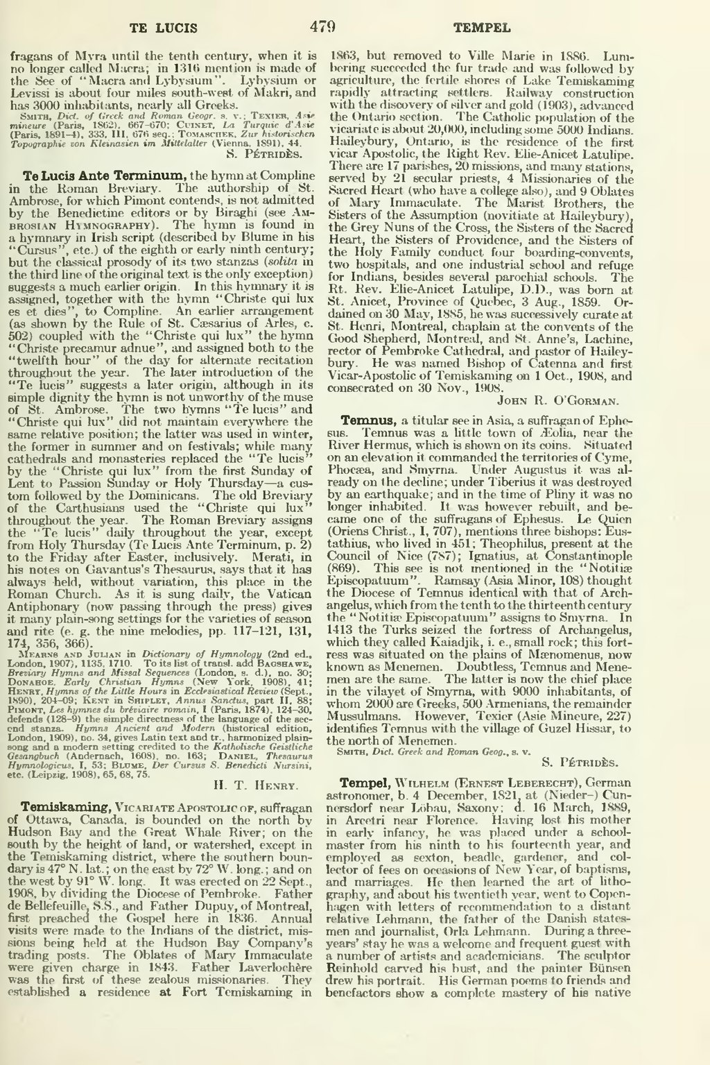 Page:Catholic Encyclopedia, volume 14 djvu/537 - Wikisource, the