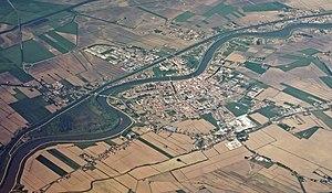Cavarzere - View of Cavarzere.