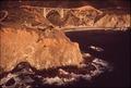Cave And Bridge, California Coast - NARA - 543436.tif
