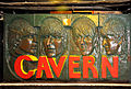 Cavern Mecca Beatles Museum relief (front), Cavern Club 2010.jpg